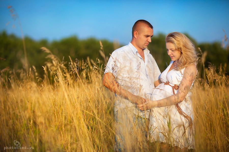 Фотограф в Подольске, семейные и детские фотосессии в Подольске, фотосъемка будущих родителей, родители в ожидании малыша