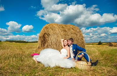 фотограф на свадьбу в Подольске